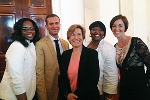 Borrowers with Randi Weingarten